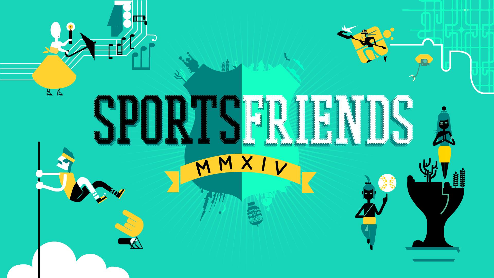 Sportsfriends - 2014